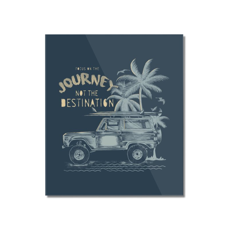 Journey Home Mounted Acrylic Print by jackduarte's Artist Shop