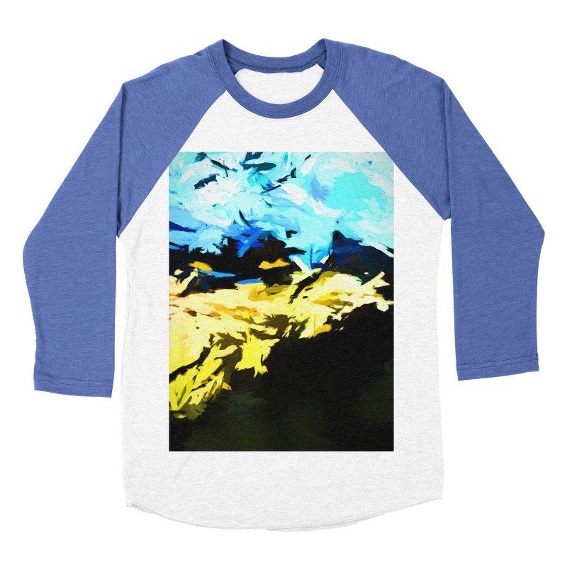 Land Shake Ground Groan Women's Baseball Triblend Longsleeve T-Shirt by jackievano's Artist Shop