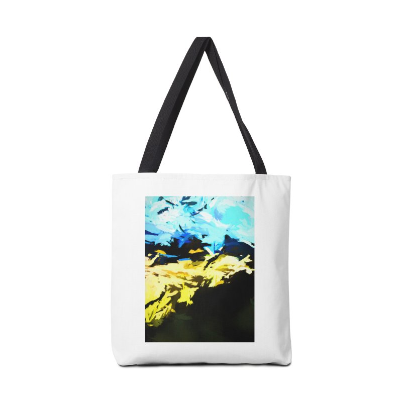 Land Shake Ground Groan Accessories Tote Bag Bag by jackievano's Artist Shop