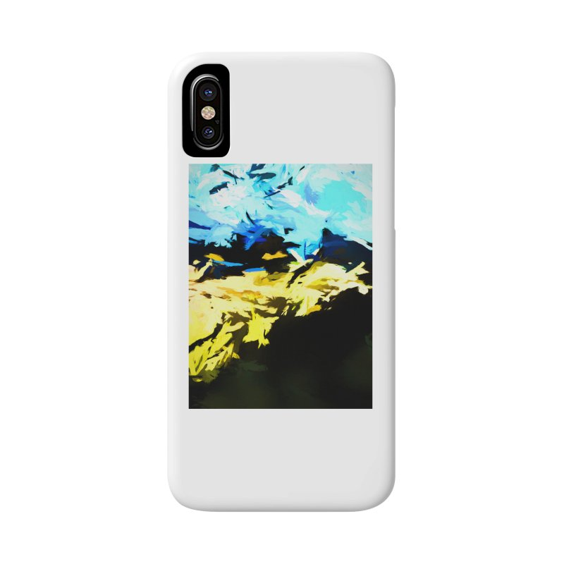Land Shake Ground Groan Accessories Phone Case by jackievano's Artist Shop