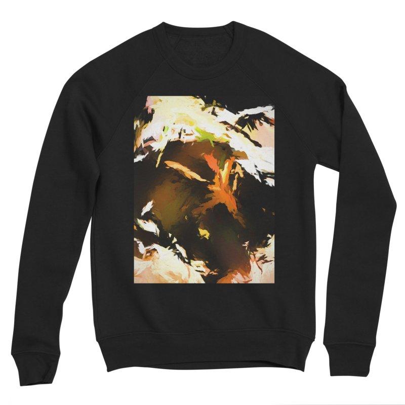 Volcano Bird Beak Lava Gag Women's Sponge Fleece Sweatshirt by jackievano's Artist Shop