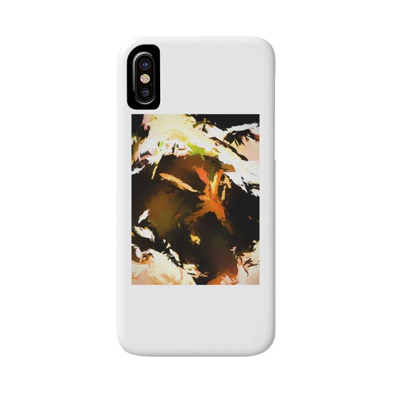 Volcano Bird Beak Lava Gag Accessories Phone Case by jackievano's Artist Shop