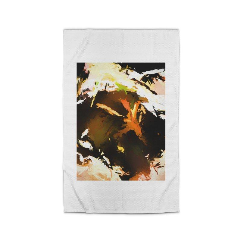 Volcano Bird Beak Lava Gag Home Rug by jackievano's Artist Shop