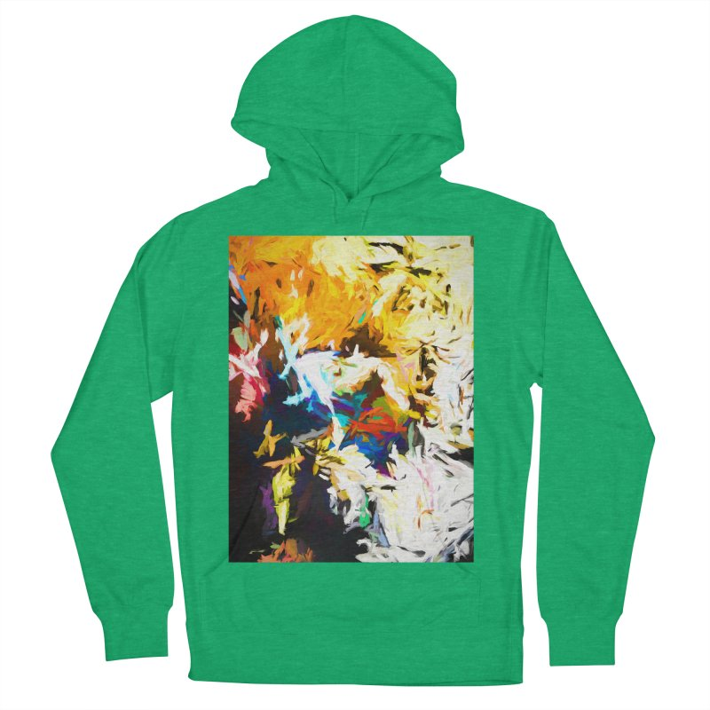 Honeycomb and Candy Floss Women's French Terry Pullover Hoody by jackievano's Artist Shop