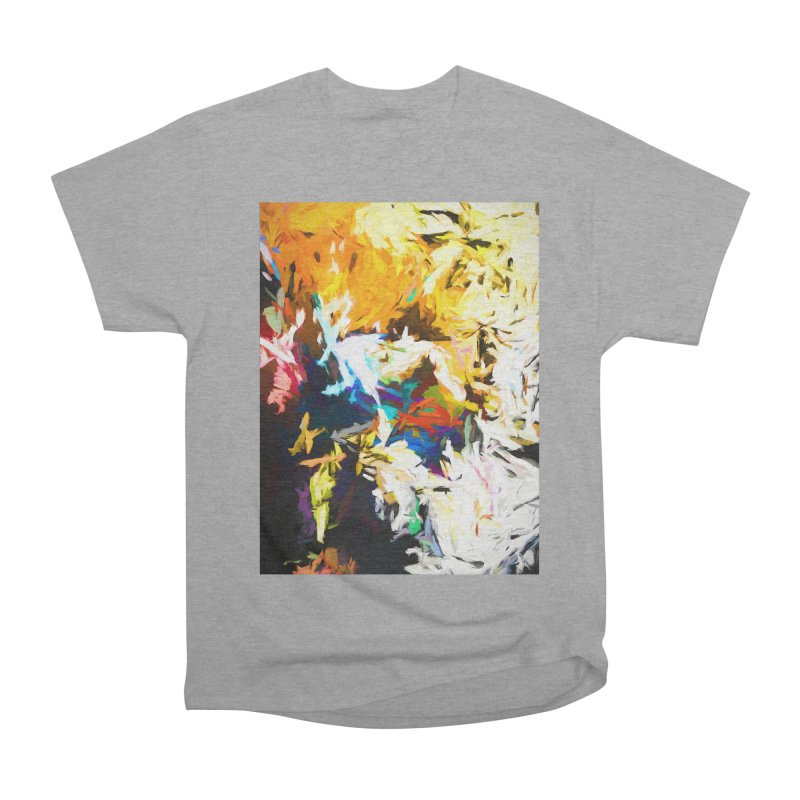 Honeycomb and Candy Floss Men's Heavyweight T-Shirt by jackievano's Artist Shop