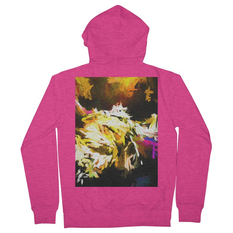 Good Change Women's French Terry Zip-Up Hoody by jackievano's Artist Shop