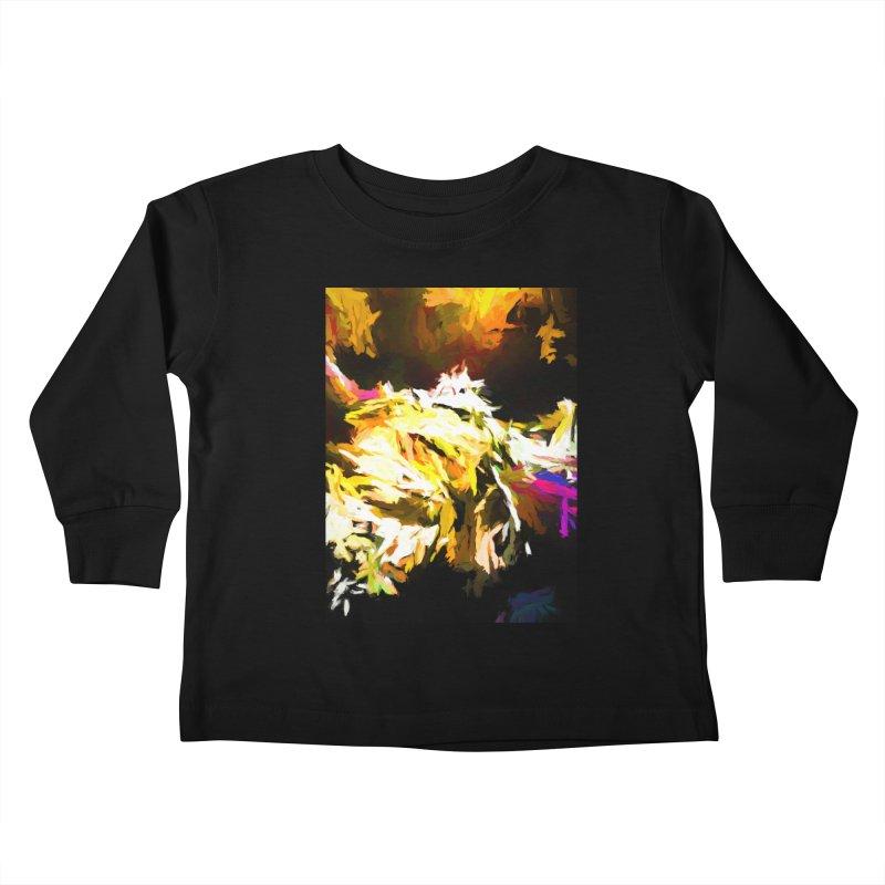 Good Change Kids Toddler Longsleeve T-Shirt by jackievano's Artist Shop