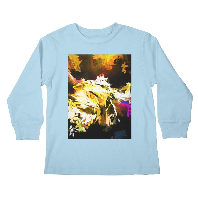 Good Change Kids Longsleeve T-Shirt by jackievano's Artist Shop