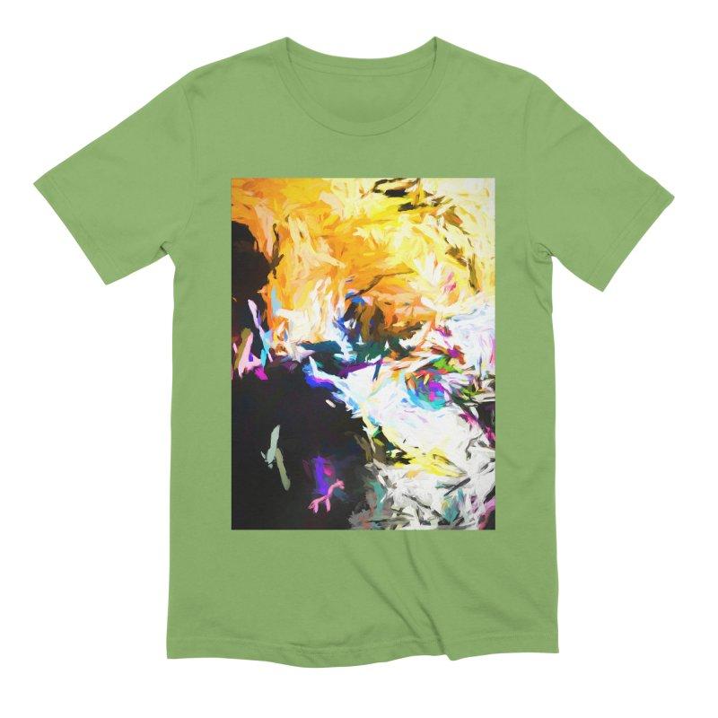 Gargoyle Cyclone Spin Men's Extra Soft T-Shirt by jackievano's Artist Shop