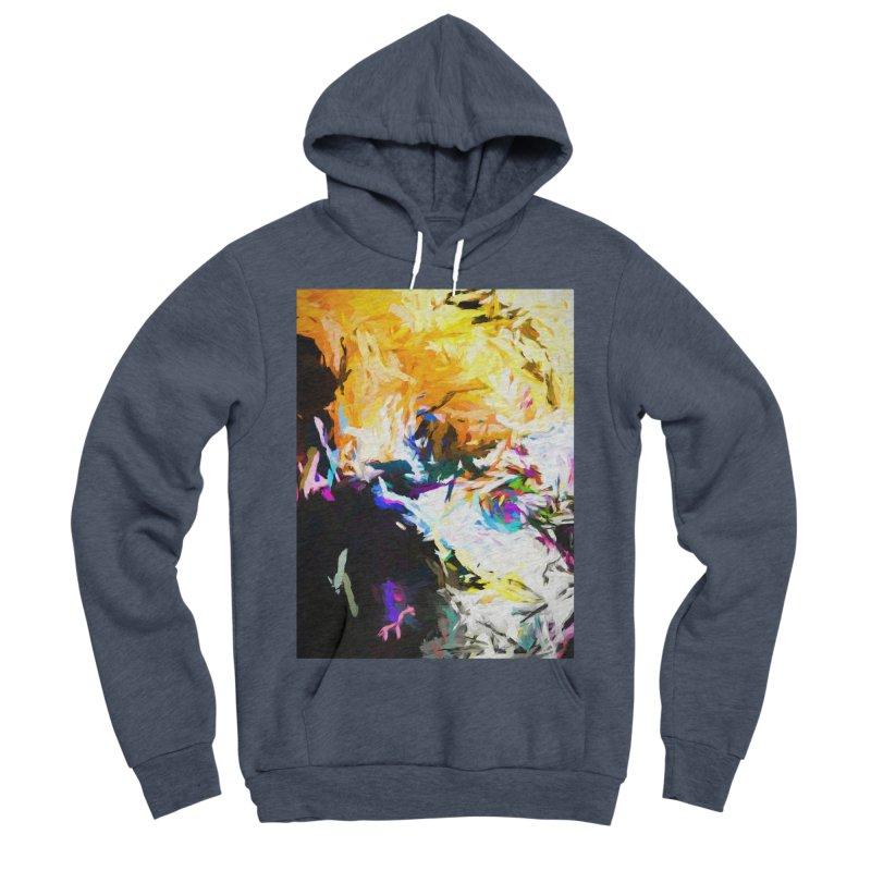 Gargoyle Cyclone Spin Men's Sponge Fleece Pullover Hoody by jackievano's Artist Shop