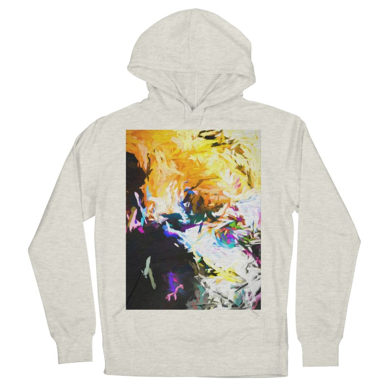 Gargoyle Cyclone Spin Women's French Terry Pullover Hoody by jackievano's Artist Shop