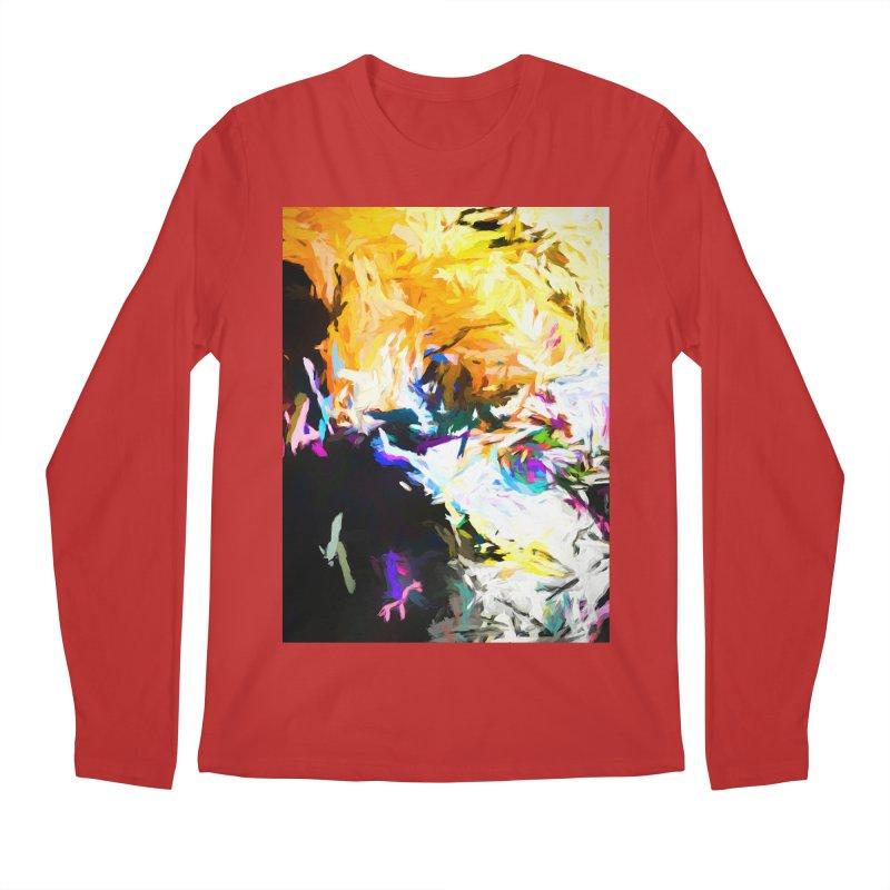 Gargoyle Cyclone Spin Men's Regular Longsleeve T-Shirt by jackievano's Artist Shop
