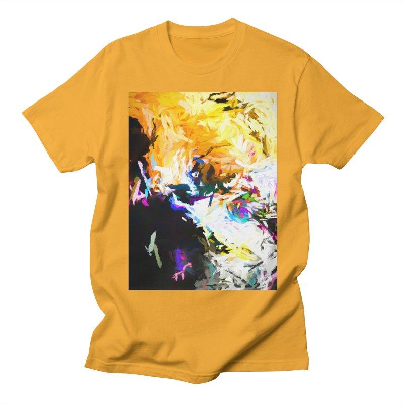 Gargoyle Cyclone Spin Men's Regular T-Shirt by jackievano's Artist Shop