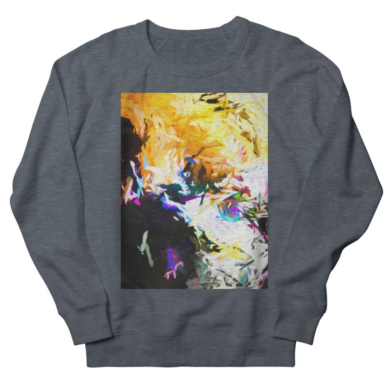 Gargoyle Cyclone Spin Women's French Terry Sweatshirt by jackievano's Artist Shop