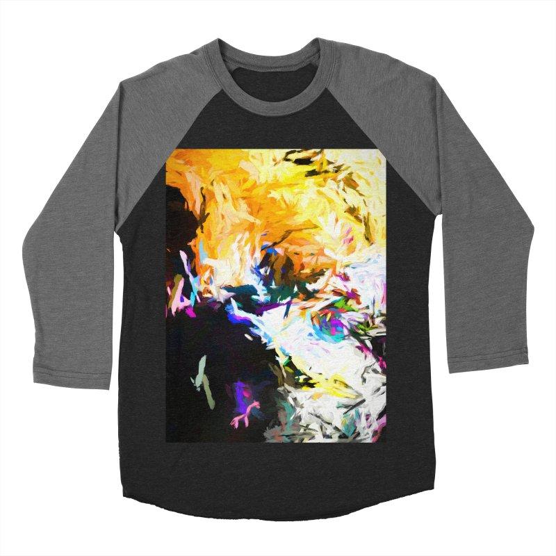 Gargoyle Cyclone Spin Women's Baseball Triblend Longsleeve T-Shirt by jackievano's Artist Shop