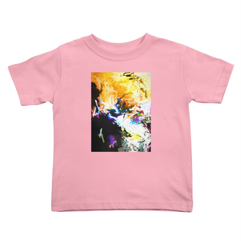 Gargoyle Cyclone Spin Kids Toddler T-Shirt by jackievano's Artist Shop
