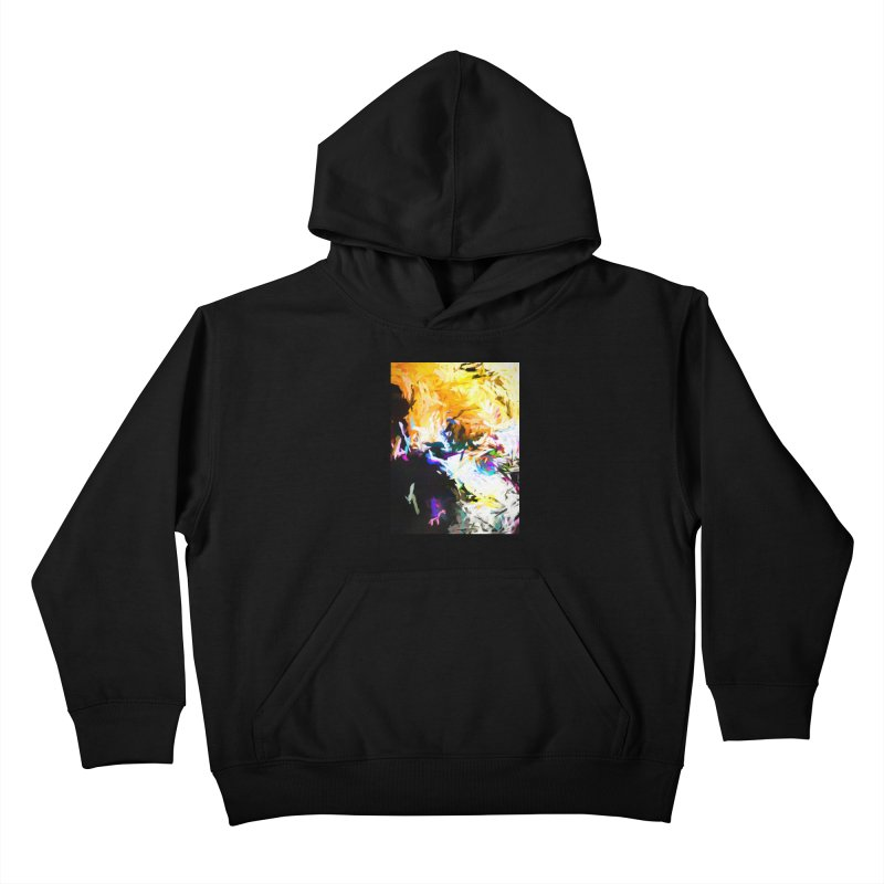 Gargoyle Cyclone Spin Kids Pullover Hoody by jackievano's Artist Shop