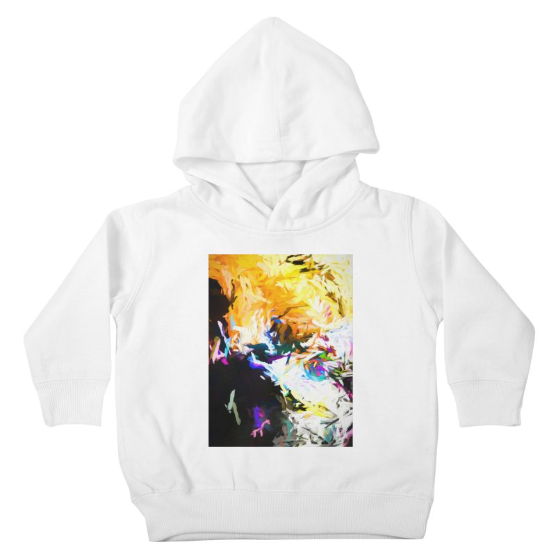 Gargoyle Cyclone Spin Kids Toddler Pullover Hoody by jackievano's Artist Shop