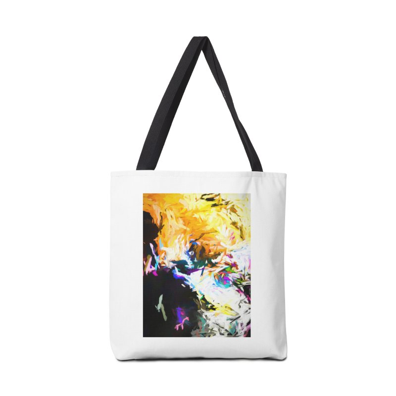 Gargoyle Cyclone Spin Accessories Tote Bag Bag by jackievano's Artist Shop