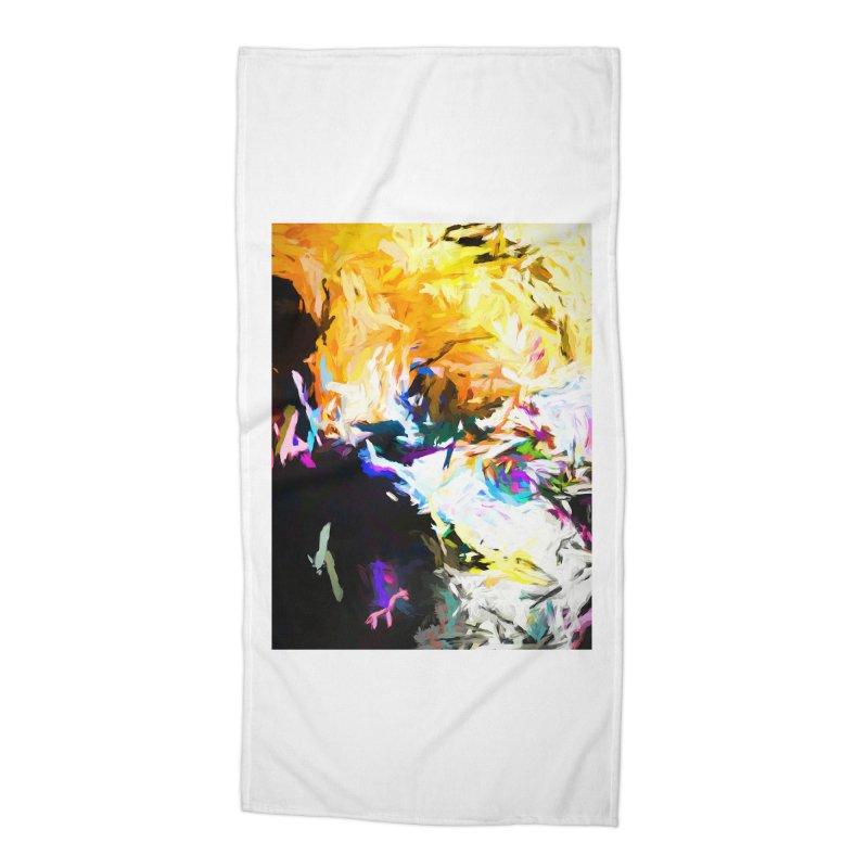 Gargoyle Cyclone Spin Accessories Beach Towel by jackievano's Artist Shop