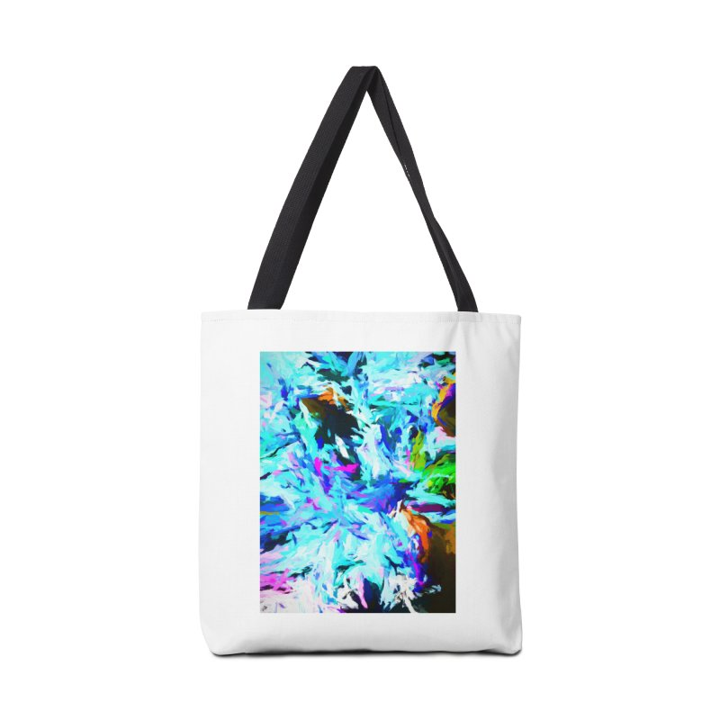 Danger and Beauty of the Water Avalanche Accessories Tote Bag Bag by jackievano's Artist Shop
