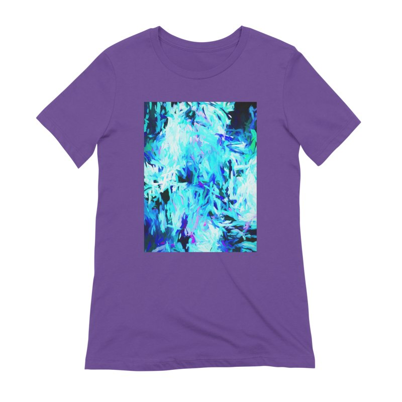 Gargoyle Tsunami Pour Women's Extra Soft T-Shirt by jackievano's Artist Shop