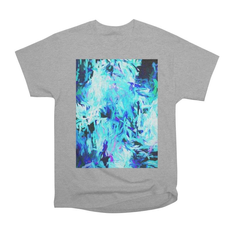 Gargoyle Tsunami Pour Women's Heavyweight Unisex T-Shirt by jackievano's Artist Shop
