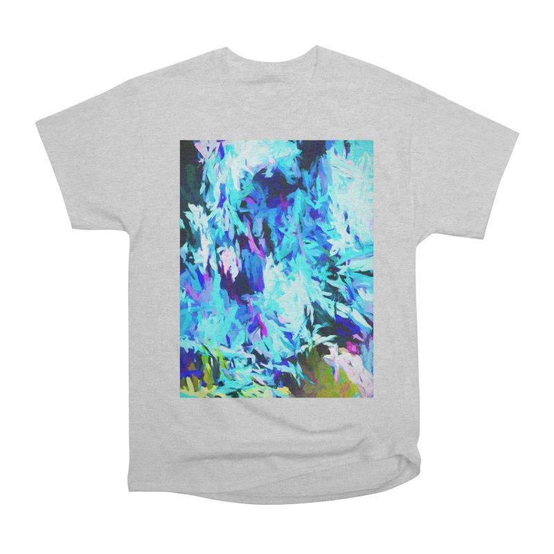 Gargoyle Tsunami Surge Women's Heavyweight Unisex T-Shirt by jackievano's Artist Shop