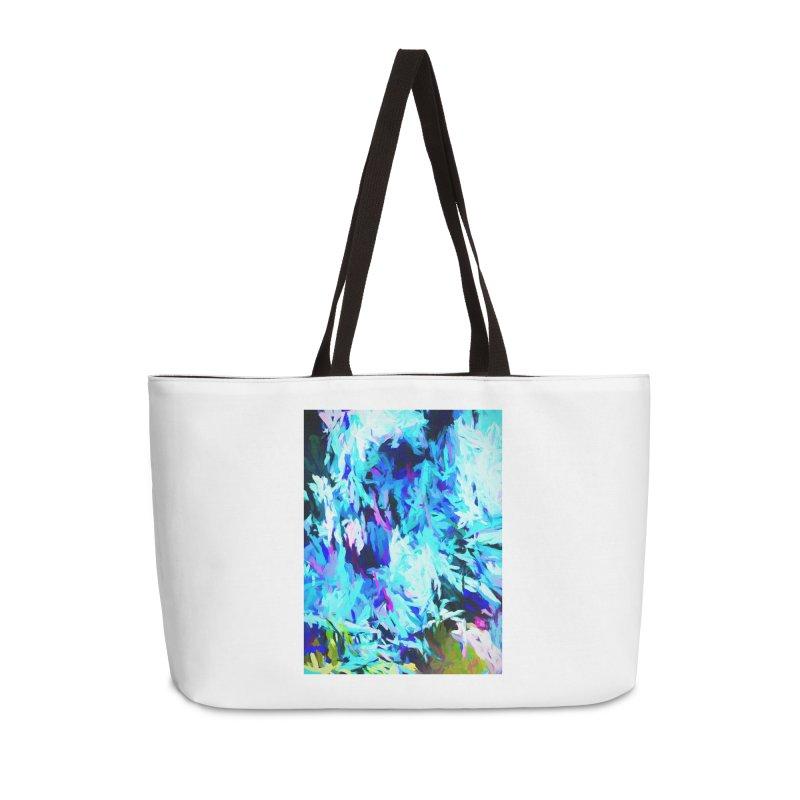 Gargoyle Tsunami Surge Accessories Weekender Bag Bag by jackievano's Artist Shop