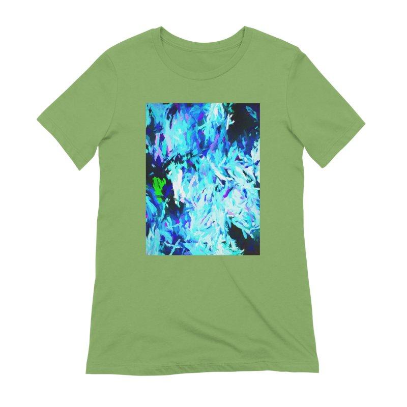 Gargoyle Tsunami Rise Women's Extra Soft T-Shirt by jackievano's Artist Shop