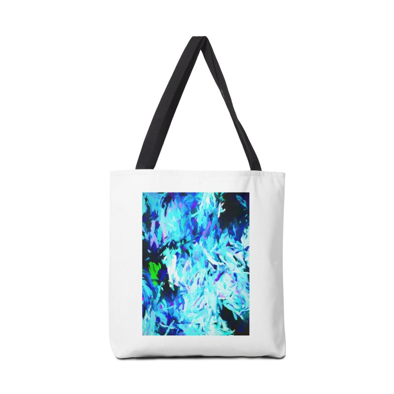 Gargoyle Tsunami Rise Accessories Tote Bag Bag by jackievano's Artist Shop