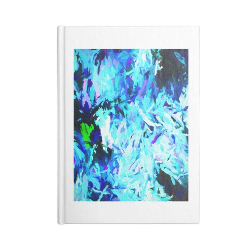 Gargoyle Tsunami Rise Accessories Lined Journal Notebook by jackievano's Artist Shop