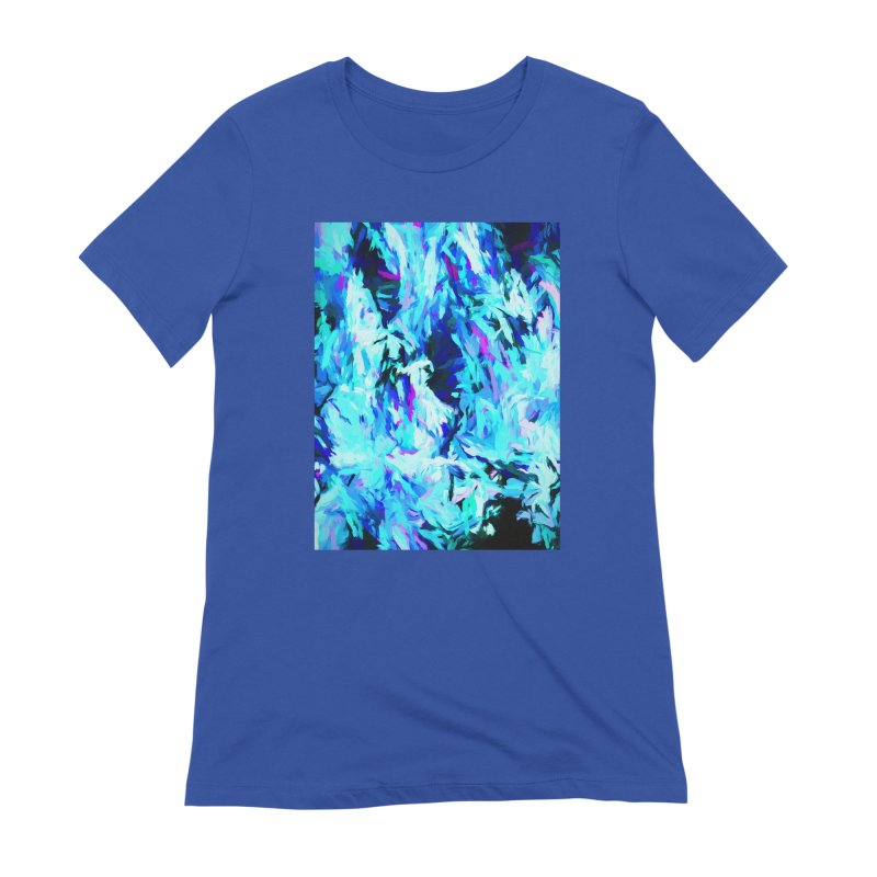 Gargoyle Tsunami Storm Women's Extra Soft T-Shirt by jackievano's Artist Shop