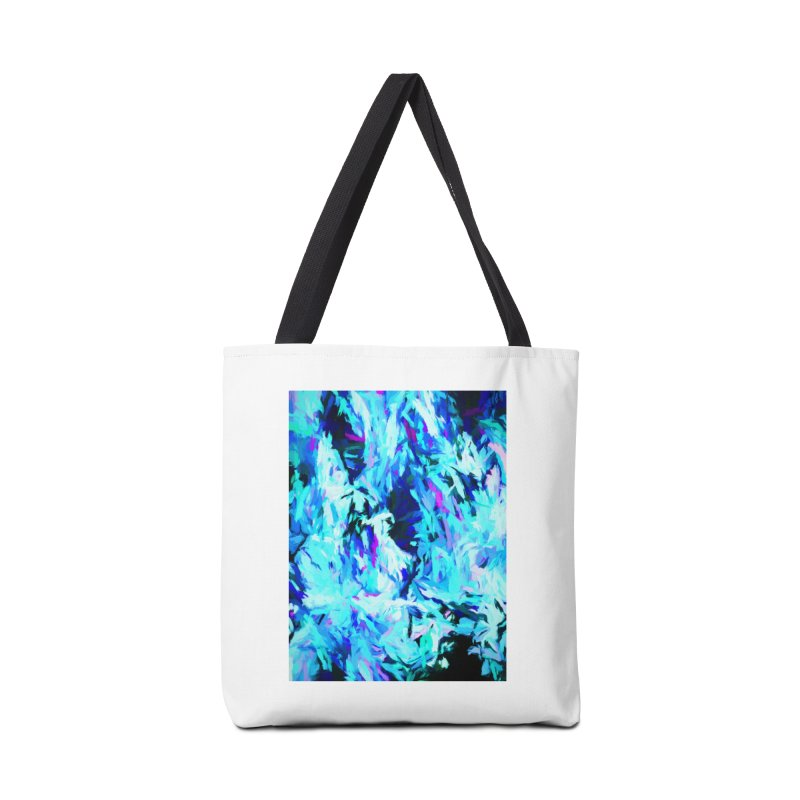 Gargoyle Tsunami Storm Accessories Tote Bag Bag by jackievano's Artist Shop