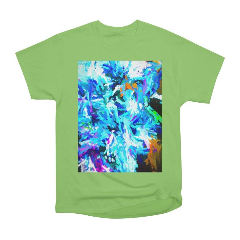 Gargoyle Tsunami Roar Women's Heavyweight Unisex T-Shirt by jackievano's Artist Shop