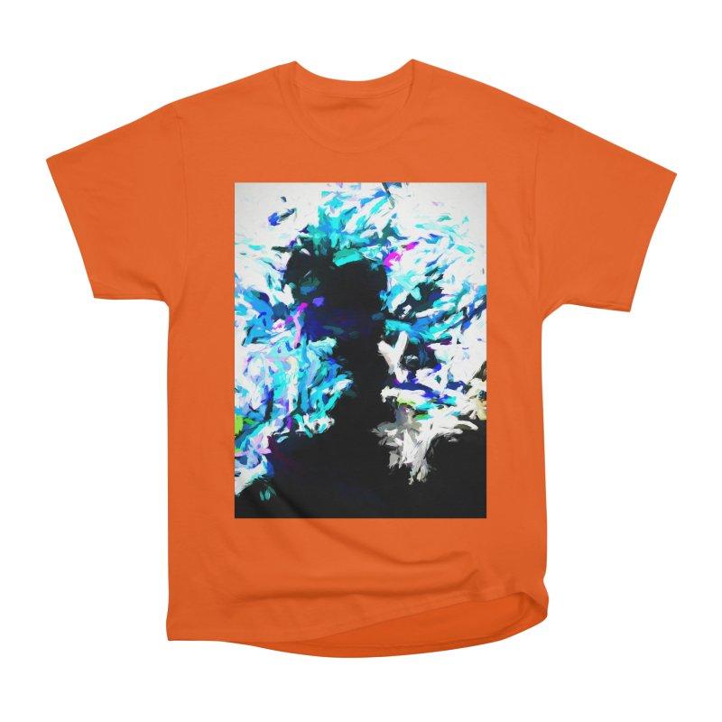 Earth's Heart Beats and the Ocean Opens Women's Heavyweight Unisex T-Shirt by jackievano's Artist Shop
