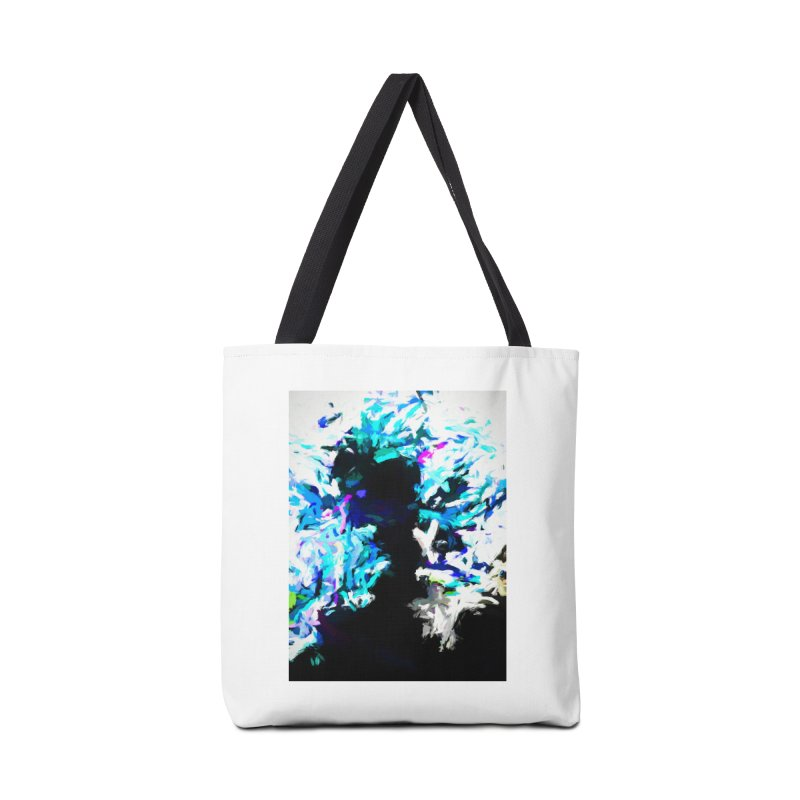 Earth's Heart Beats and the Ocean Opens Accessories Tote Bag Bag by jackievano's Artist Shop
