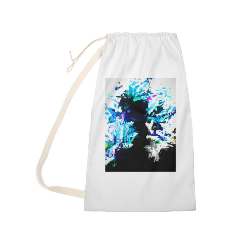 Earth's Heart Beats and the Ocean Opens Accessories Laundry Bag Bag by jackievano's Artist Shop