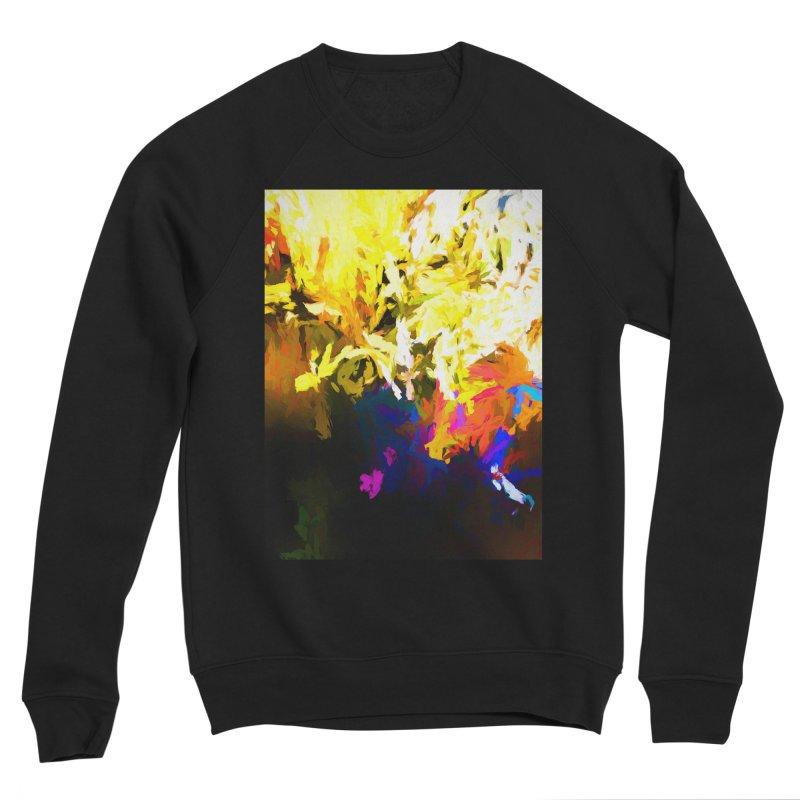 Raging Gargoyle of the Fire Women's Sponge Fleece Sweatshirt by jackievano's Artist Shop