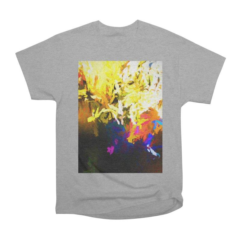 Raging Gargoyle of the Fire Women's Heavyweight Unisex T-Shirt by jackievano's Artist Shop