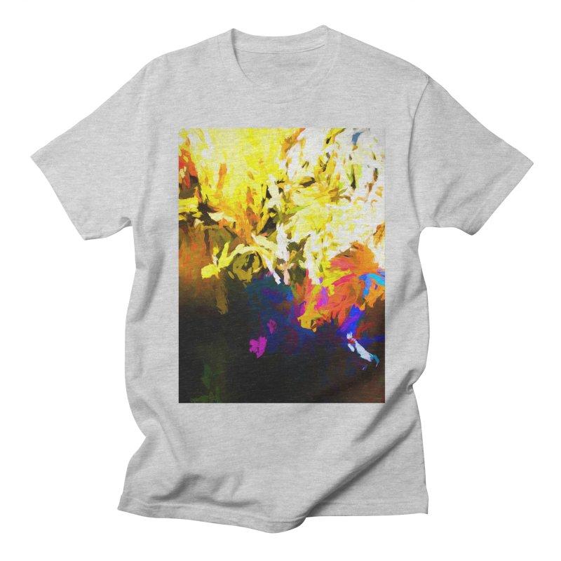 Raging Gargoyle of the Fire Women's Regular Unisex T-Shirt by jackievano's Artist Shop