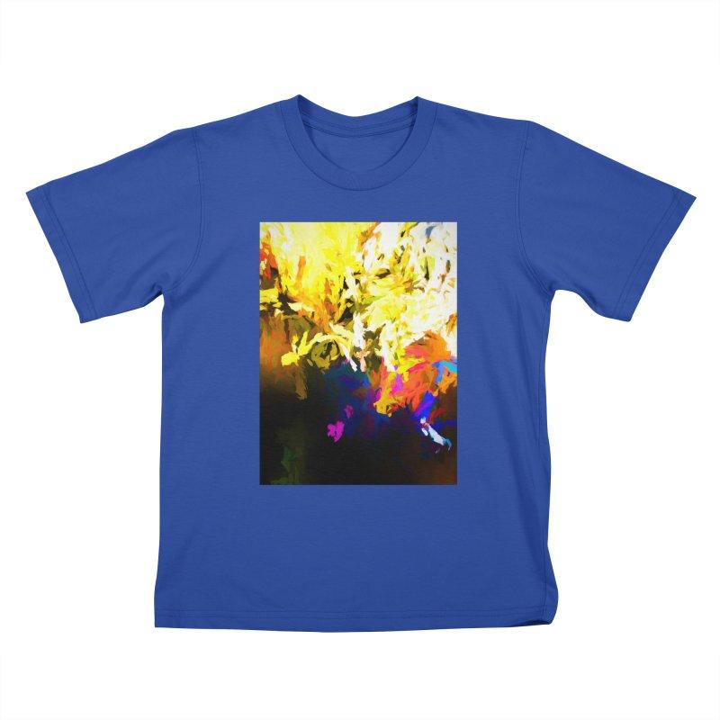 Raging Gargoyle of the Fire Kids T-Shirt by jackievano's Artist Shop