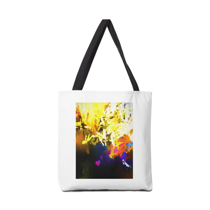 Raging Gargoyle of the Fire Accessories Tote Bag Bag by jackievano's Artist Shop