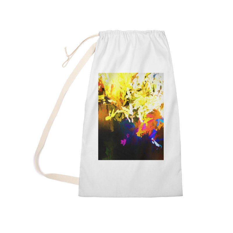 Raging Gargoyle of the Fire Accessories Laundry Bag Bag by jackievano's Artist Shop