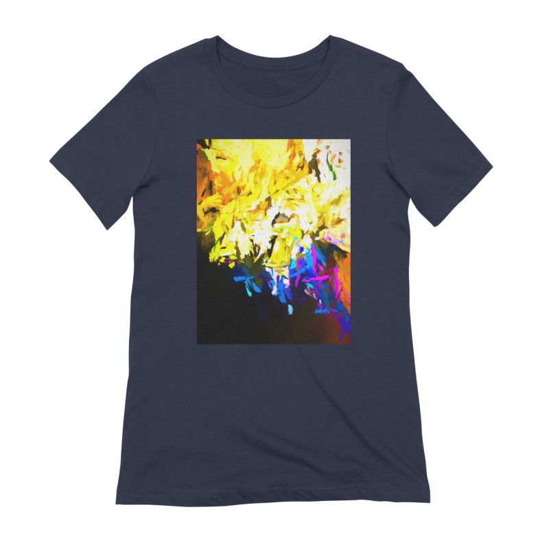 Smug Skull Watching Women's Extra Soft T-Shirt by jackievano's Artist Shop