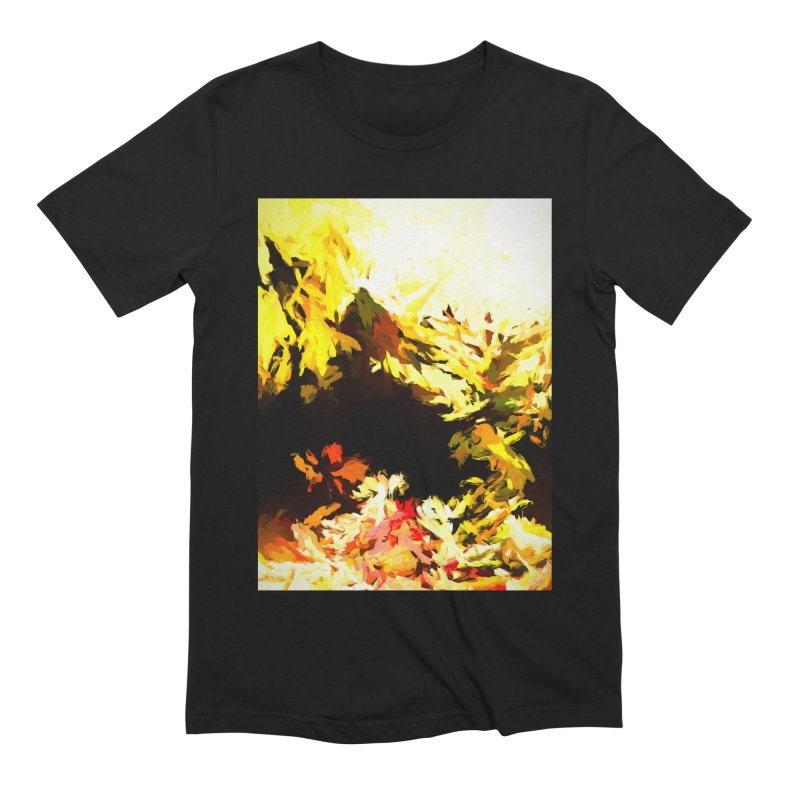 Weeping Woman by the Waterway Men's Extra Soft T-Shirt by jackievano's Artist Shop