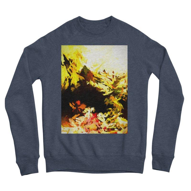 Weeping Woman by the Waterway Women's Sponge Fleece Sweatshirt by jackievano's Artist Shop