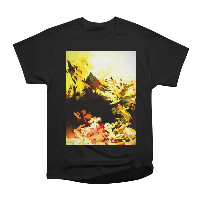 Weeping Woman by the Waterway Men's Heavyweight T-Shirt by jackievano's Artist Shop