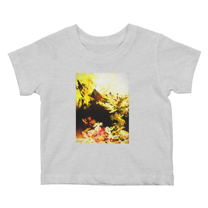 Weeping Woman by the Waterway Kids Baby T-Shirt by jackievano's Artist Shop