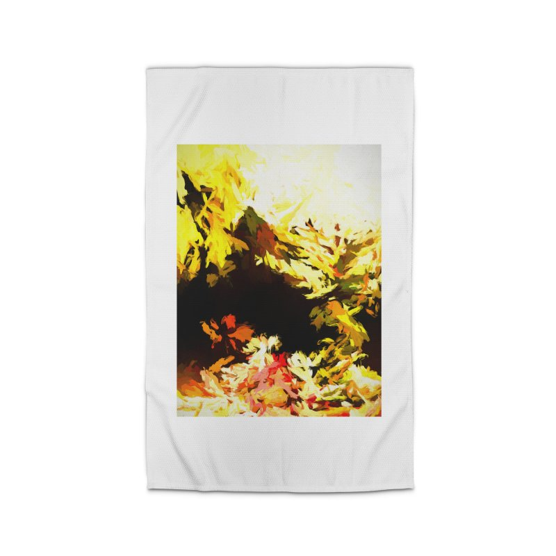 Weeping Woman by the Waterway Home Rug by jackievano's Artist Shop